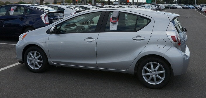 new Toyota Prius c in Orlando