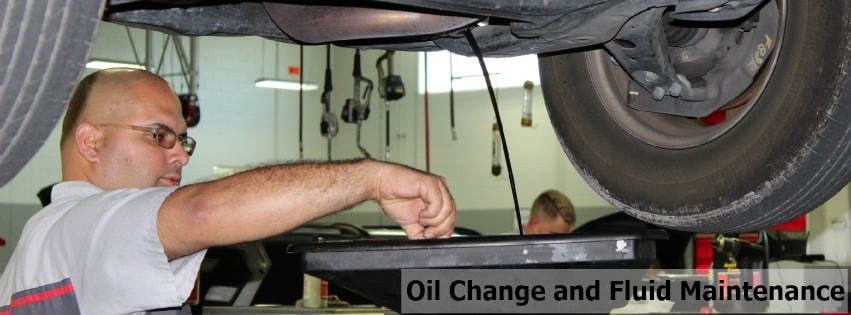 Cheap oil change