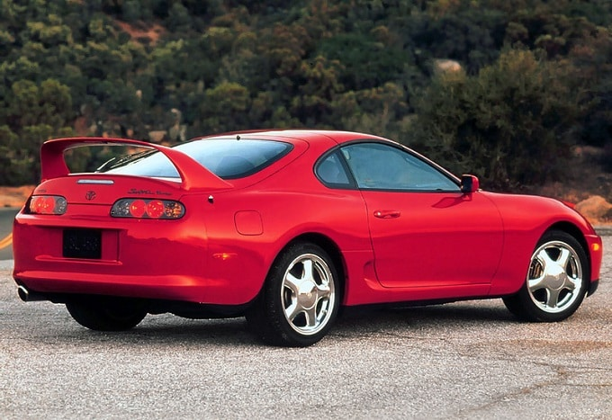 Toyota Supra for sale