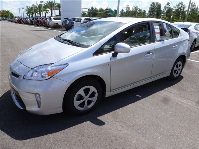 new Toyota Prius for sale in Orlando