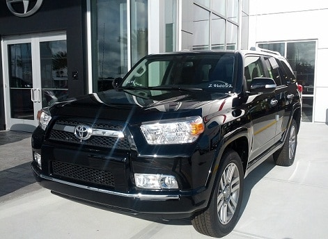 2012 Toyota 4Runner Central Florida
