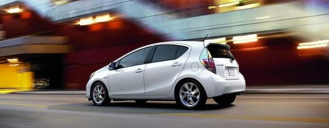 New Toyota Prius C Orlando