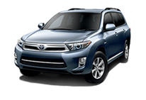 New Toyota Highlander in Orlando