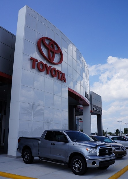 new Toyota Tundra in Orlando