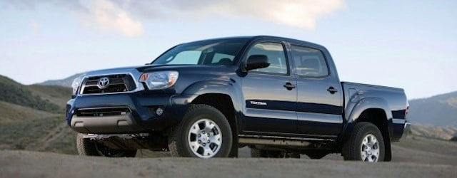 New Toyota Tacoma Orlando
