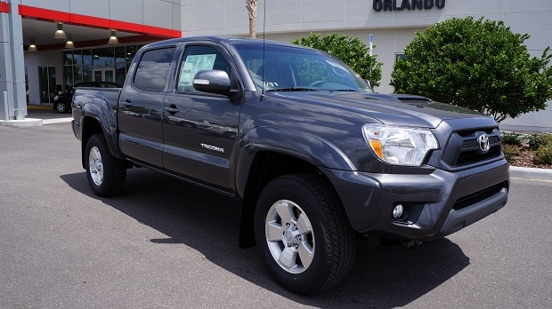 Toyota Tacoma in Central Florida