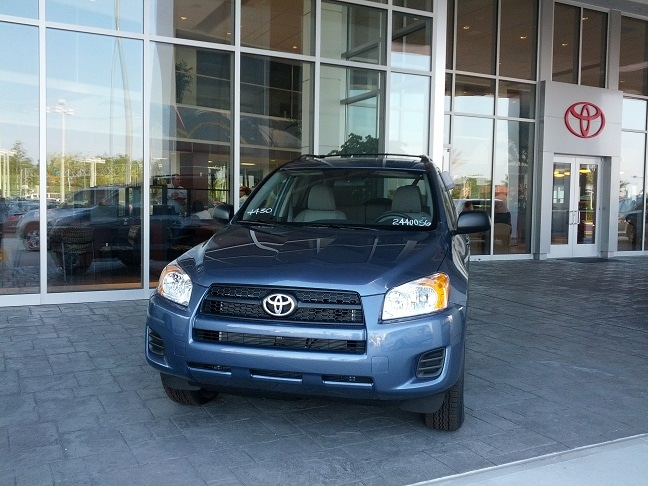 2012 Toyota Rav4 Central Florida