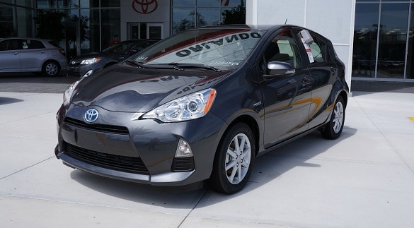 new Toyota Prius c in Orlando for sale