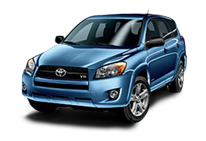 New Toyota Rav4 in Orlando