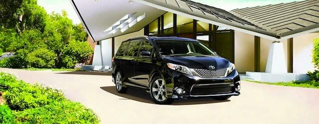 New Toyota Sienna Orlando