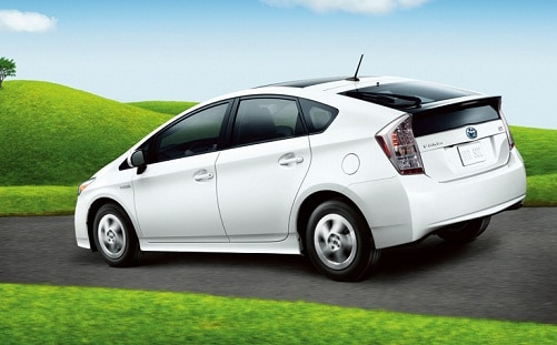 2012 Toyota Prius in Central Florida