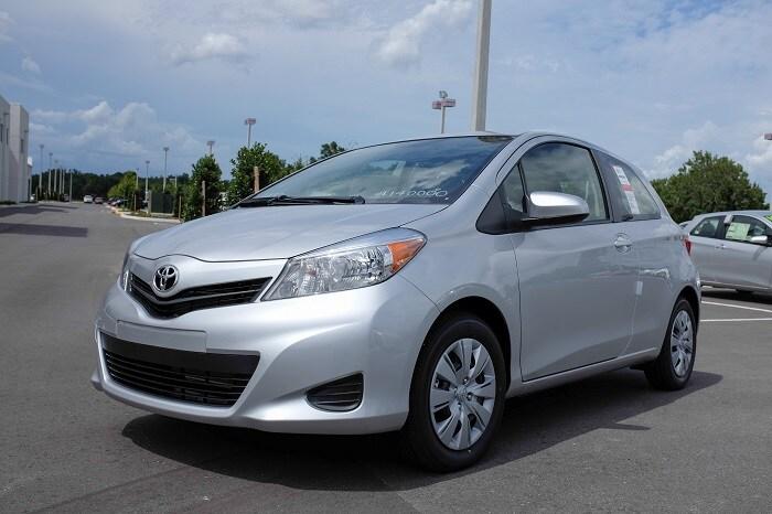 Orlando Toyota hatchback