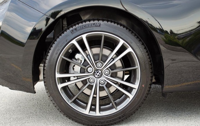 high performance car tires