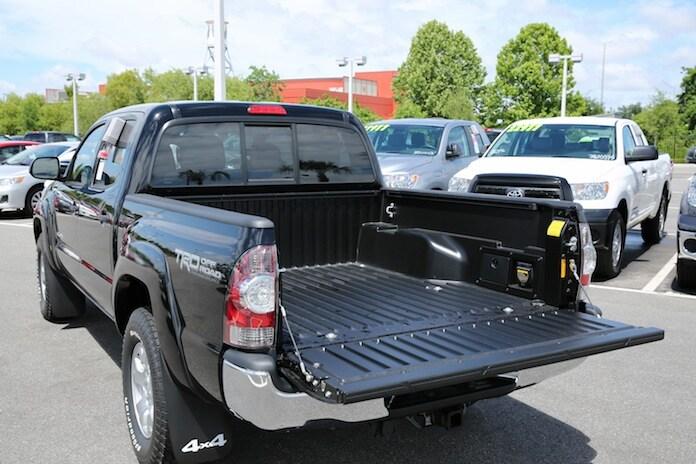 Orlando Toyota trucks