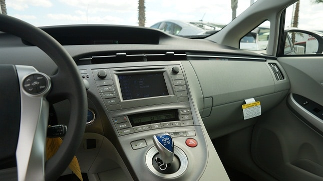 Bluetooth in new Toyota in Orlando