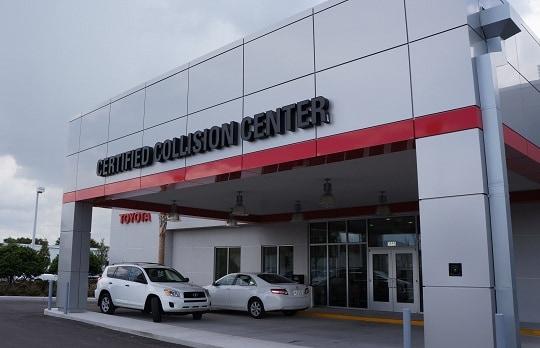 Central Florida auto shop