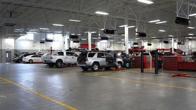 Auto body repair in Orlando