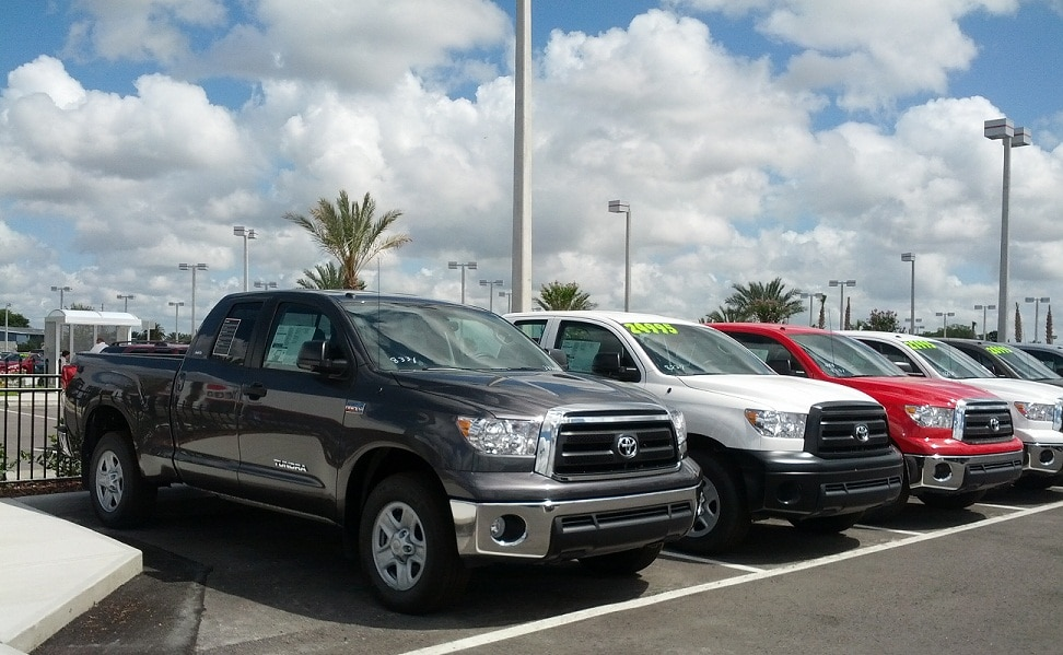 2012 Toyota Tundra Central Florida