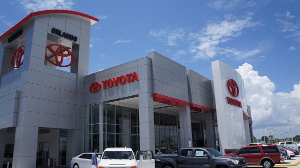 Used Toyota in Orland