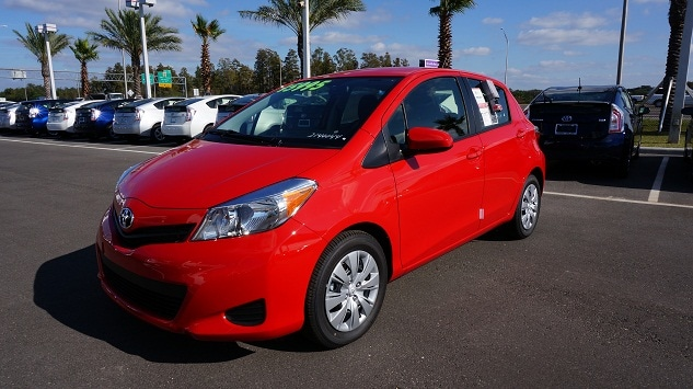 2013 Toyota Yaris in Orlando