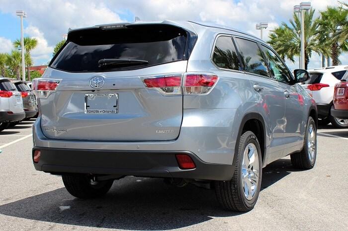 Orlando Toyota SUV