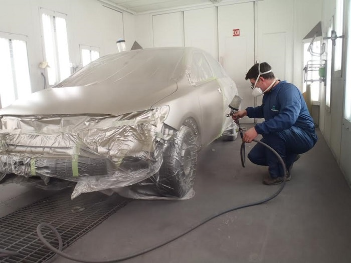 Car paint jobs orlando auto repairs and service for Best auto body paint shop