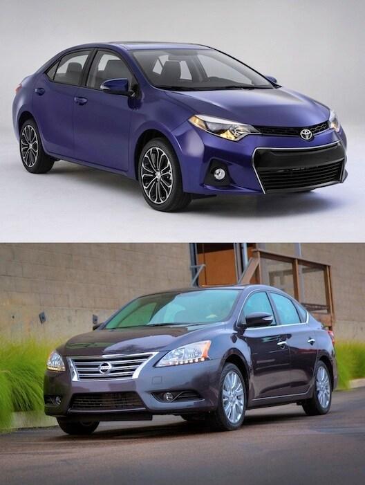 Orlando Toyota Corolla vs Nissan Sentra