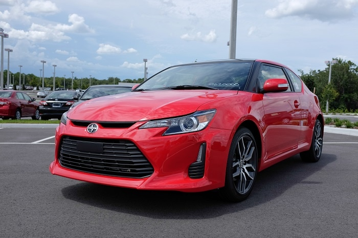 new Scion tC in Orlando