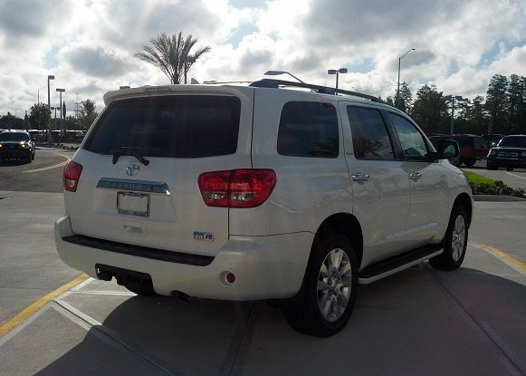 2012 Toyota Sequoia Central Florida