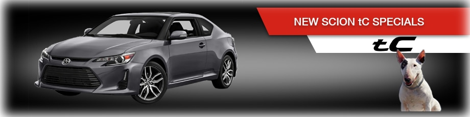 Orlando Scion tC specials