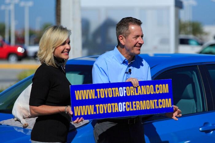New Toyota near Winter Park FL