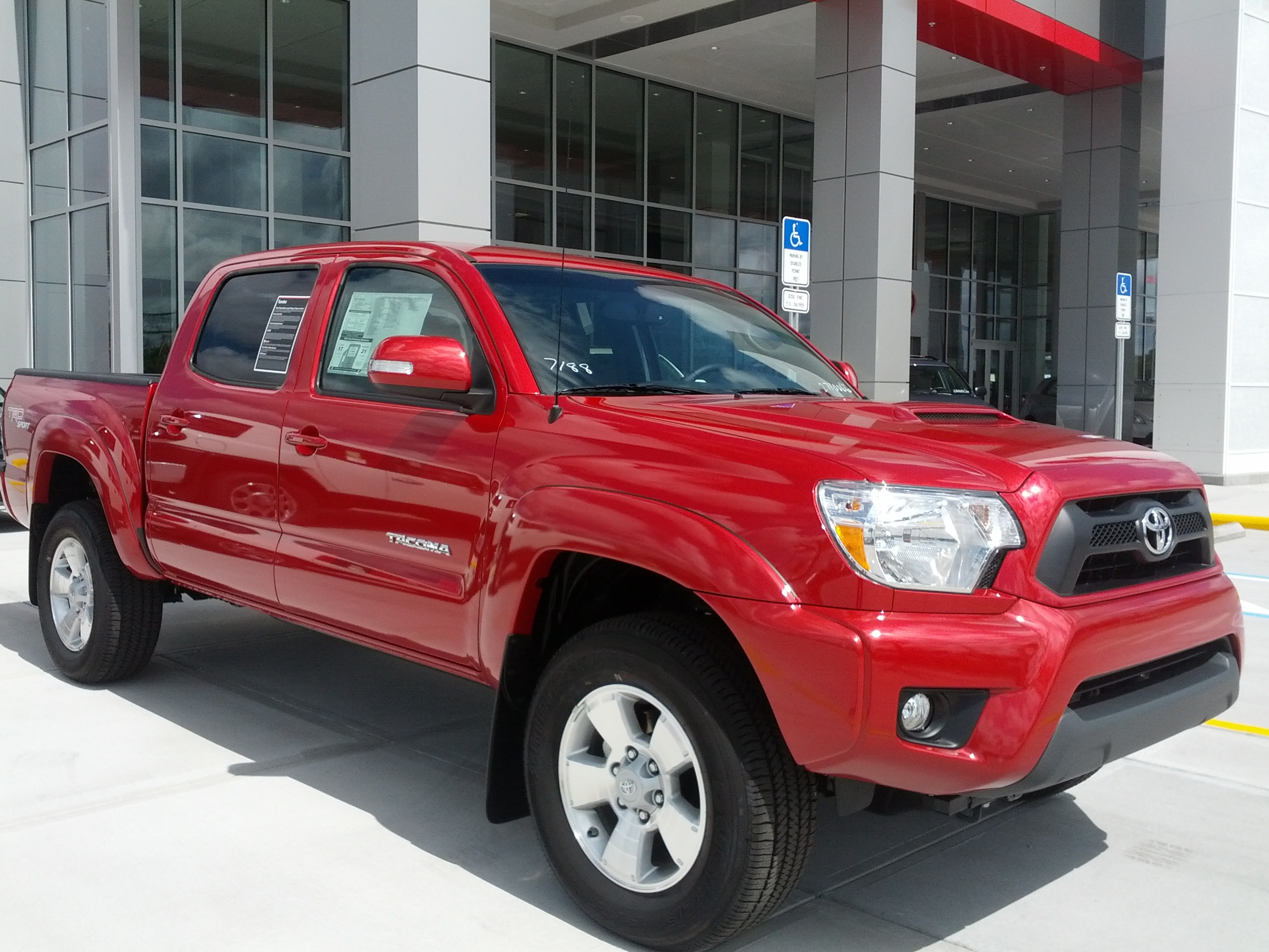 2012 Toyota Tacoma Central Florida