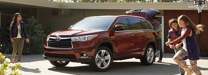 2014 Toyota Highlander in Orlando