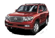 2014 Toyota Land Cruiser Orlando