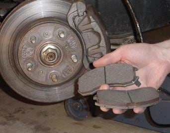 Brake service in Central Florida