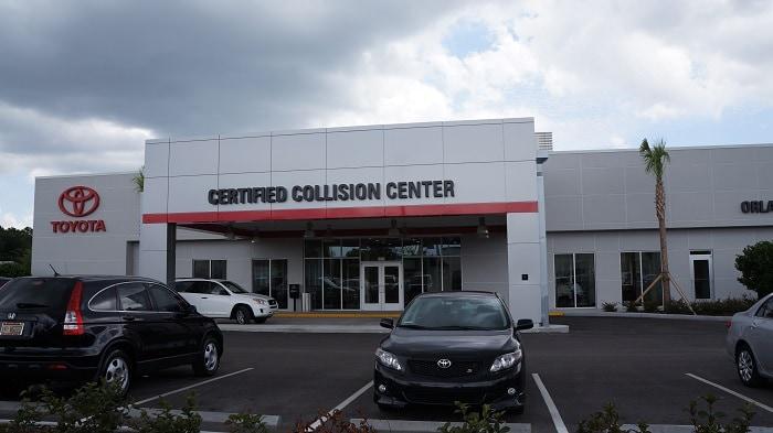 Toyota Collision in Orlando