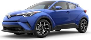 Toyota C-HR Scheduled Maintenance Guide