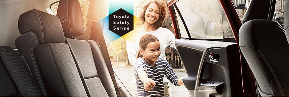 Learn about Toyota Safety Sense