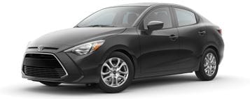 Toyota Yaris iA lease offer at Toyota of Santa Barbara