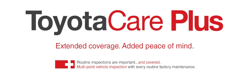 Learn more about toyotacare plus