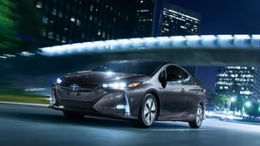 Get a brochure for a 2017 Toyota Prius Prime