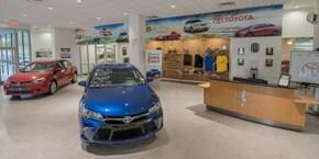 Vaden Toyota of Sylacauga Store Alabama