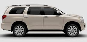 New Toyota Sequoia in Sylacauga AL