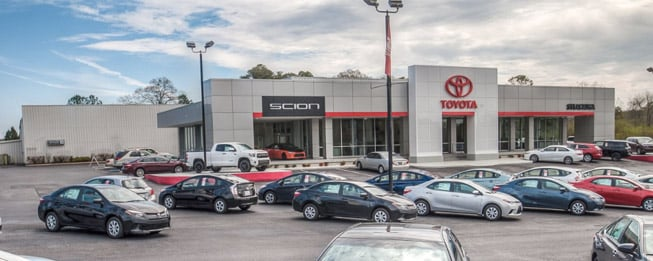 Why Buy at Vaden Toyota of Sylacauga
