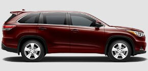 New Toyota Highlander in Sylacauga AL
