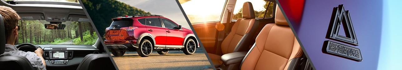 New 2018 Toyota  RAV4 for Sale Sylacauga AL