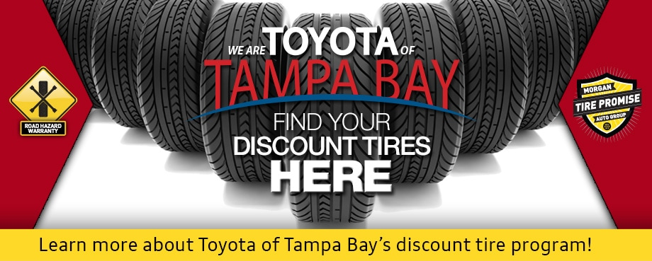 Conveniently Located Off Of 275 On Fletcher Avenue, Toyota Of Tampa Bay Is  Just Miles Away From Downtown, South Tampa, Wesley Chapel And Brandon.