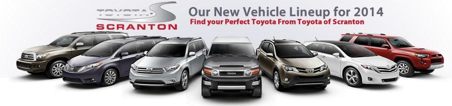 Toyota Dealer Serving Wilkes Barre And Hazleton Toyota Of