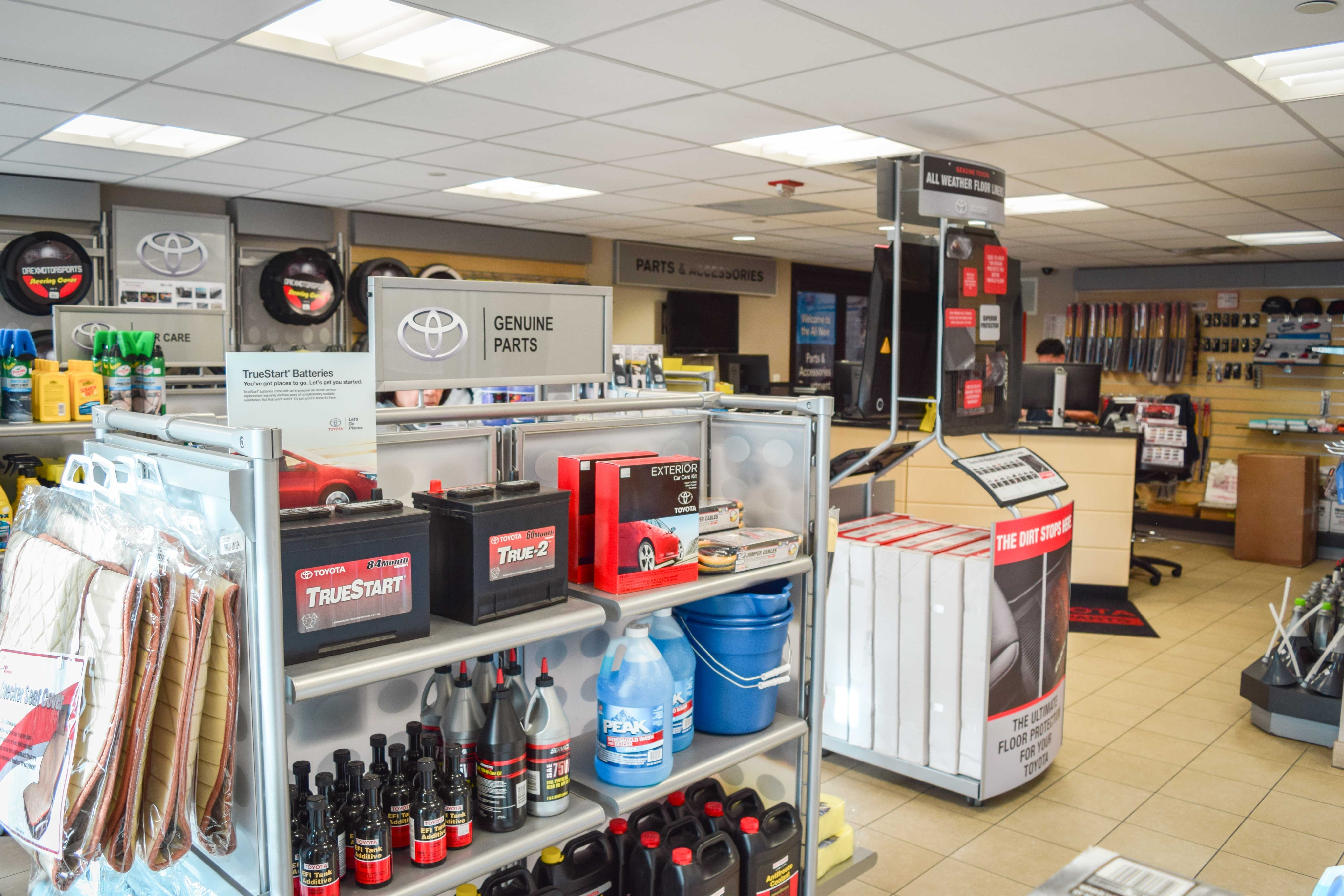 Toyota Parts Silver Spring MD | Serving Washington DC