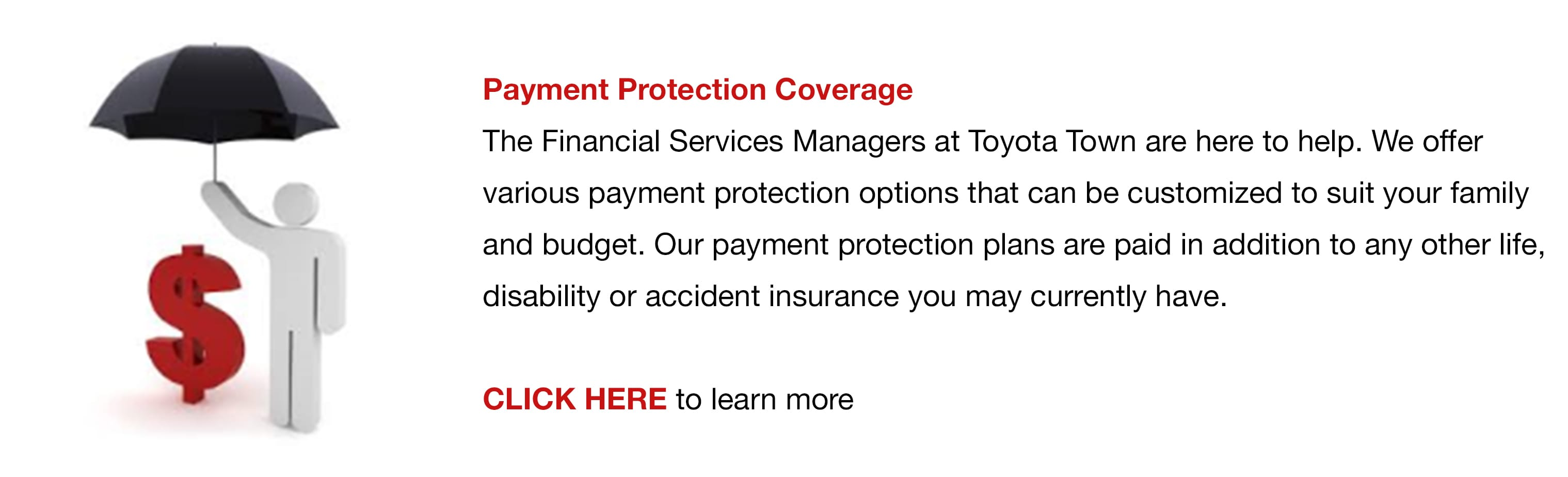 Payment Protection Coverage